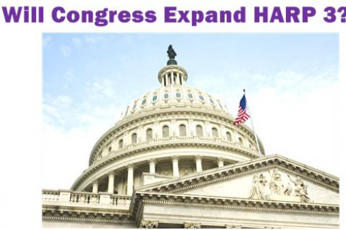 HARP 3 Expansion | Will Congress Act?