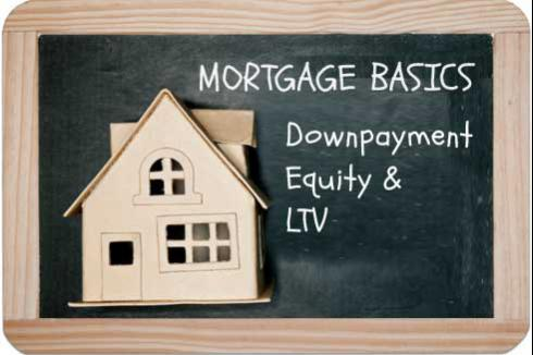 Mortgage Basics | Downpayment, Equity and LTV