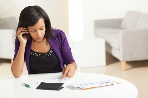 Take the right steps if a collection agent does not supply proper verification of your debt.