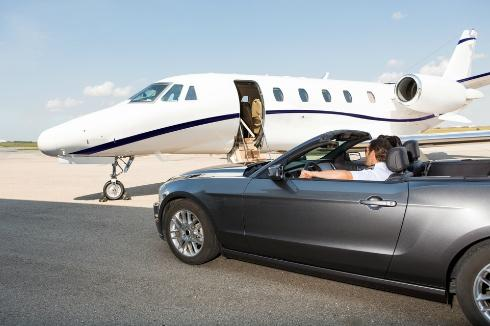 Responsibility for spouse's debt as a spouse with a nice car and a private jet