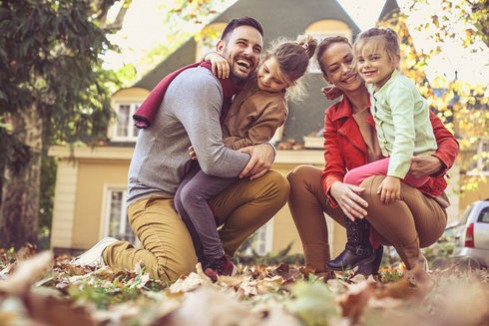 Financial Planning helps keep your family happy and healthy