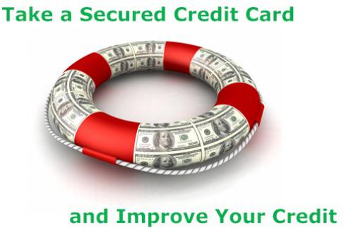 Secured Credit Card: Improve Your Credit