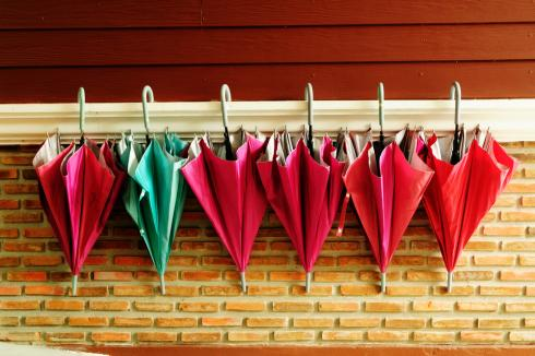 How much home insurance you need as umbrellas in a home