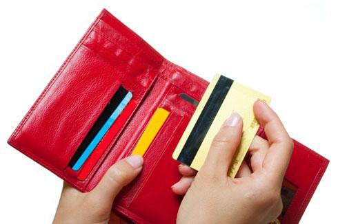 Credit | Credit Card in Purse