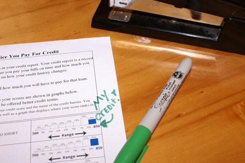 credit score 4