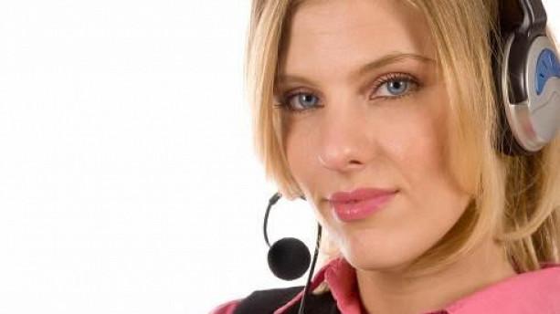 Call Center Woman | Portfolio Recovery Associates