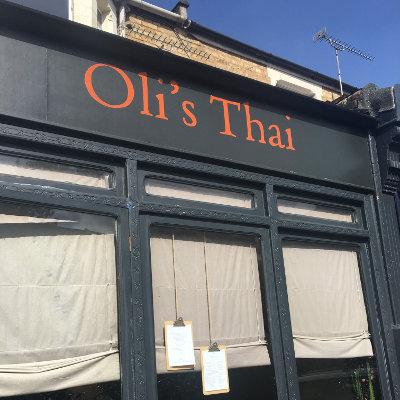 Oli's Thai - 1