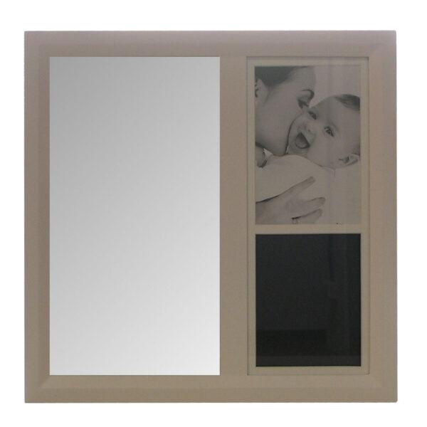 Cornice a specchio Bianca&Nera - Accessori cameretta