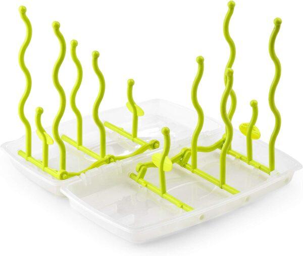 Sgocciolatore portatile verde - Biberon e tettarelle
