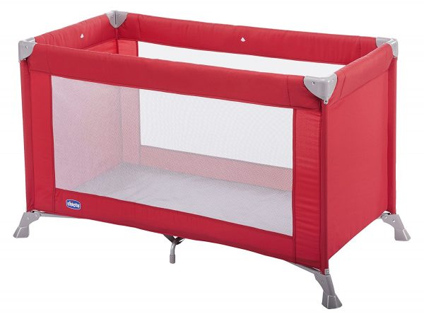 CHICCO - GOODNIGHT PLAYARD RED PASSION 7102 - CHICCO - Lettini