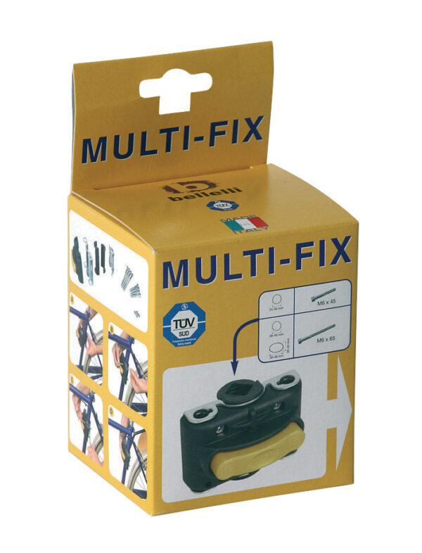 Aggancio Supplementare Per Seggiolini Bici Posteriori Multifix - Fine serie
