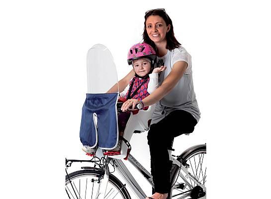 Parabrezza in Policarbonato per Bicicletta Windbreak - Fine serie
