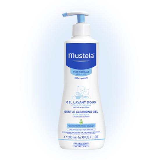 Mustela Detergente Delicato 500 ml - Accessori Cambio