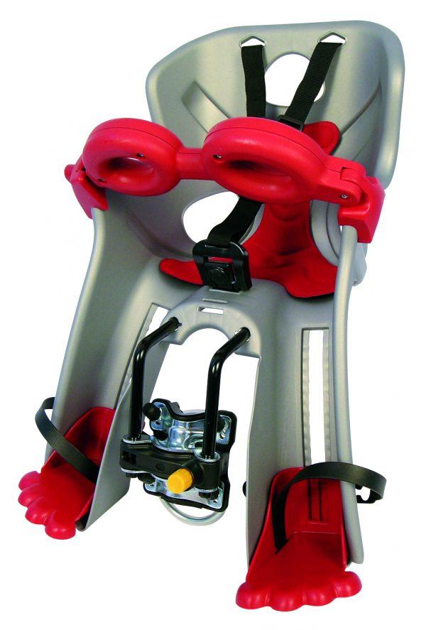 Seggiolino Bicicletta Anteriore Max 15 Kg. Freccia con nuovo Blocchetto B-FIX - Seggiolini bicicletta e accessori