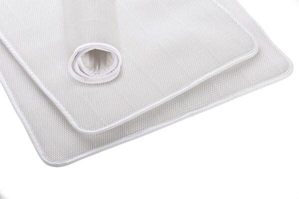 AIRCUDDLE - MEMBRANA 3 STRATI PER LETTINO CM 60X125 - AIRCUDDLE - Cuscini e accessori lettini