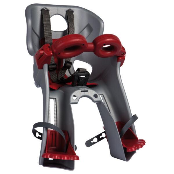 Seggiolino Bicicletta Anteriore Max 15 Kg. Freccia con nuovo Blocchetto B-FIX