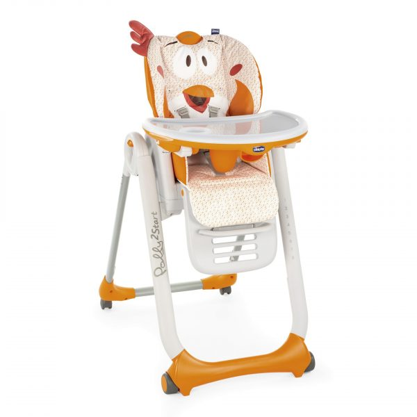 Polly2Start 4 ruote fancy chicken - CHICCO - Seggioloni e Alzasedia