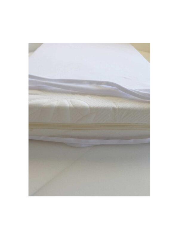 Coprimaterasso sacco letto - GIORDANI - Culle, materassi e accessori