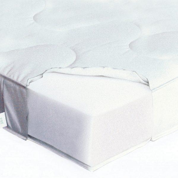 Materasso trapuntato sfoderabile 60x125 - GIORDANI - Culle, materassi e accessori