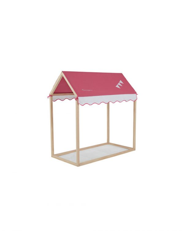 Tipi House tetto candy - Lettini