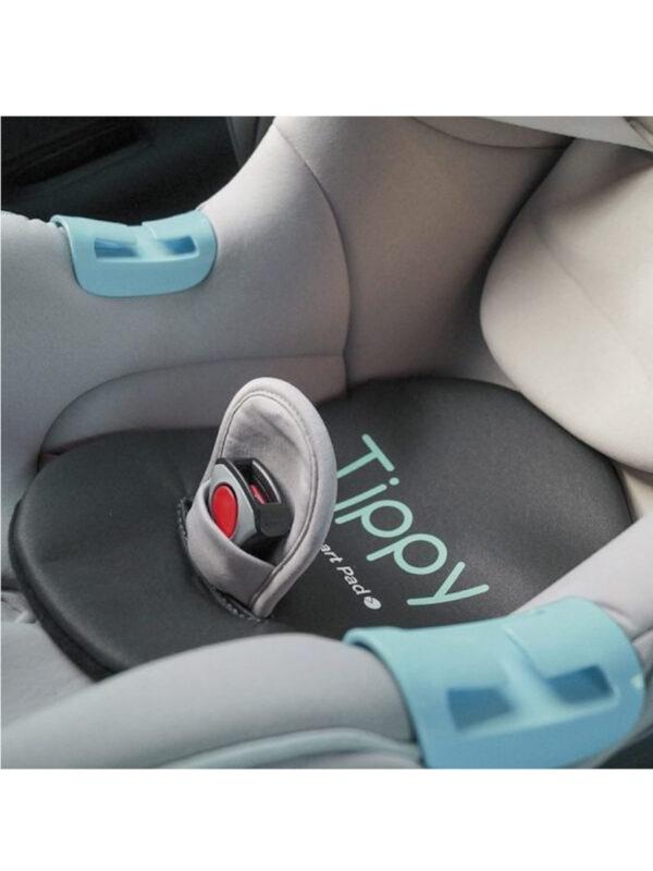 ..Dispositivo di sicurezza per auto Tippy Smart Pad - TIPPY
