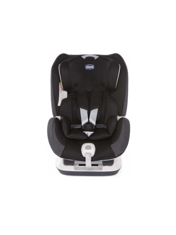 Chicco Seat Up Jet Black 0-12   <b> con Bebècare integrato </b> - CHICCO