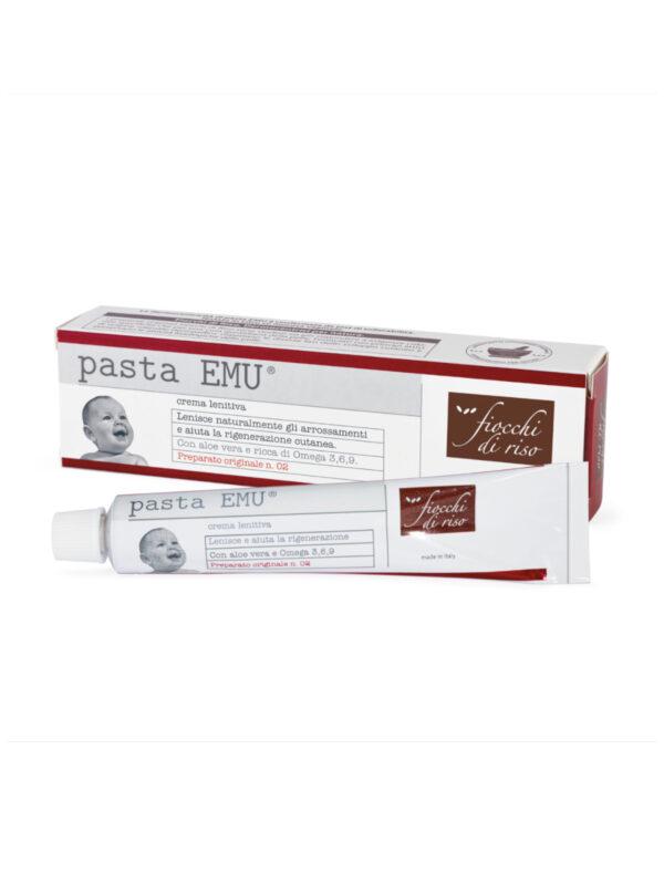 Pasta EMU 30 ml - Fiocchi di Riso - Cura e cosmesi bambino