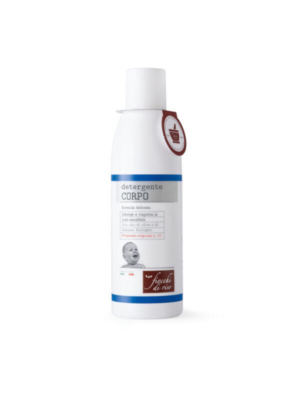Detergente CORPO 200 ml - Fiocchi di Riso - Cura e cosmesi bambino