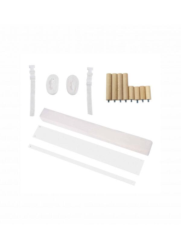 Kit Cosleeping BE2IN WOOD - MICUNA - Cuscini e accessori lettini