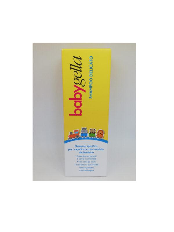 Shampoo delicato 250 ml - BABYGELLA - Cura e cosmesi bambino