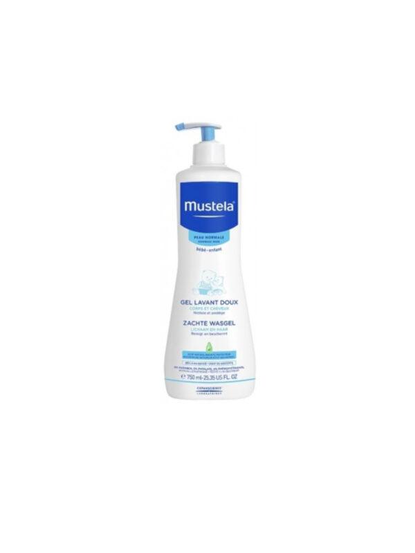 Mustela Detergente Delicato 750 Ml - MUSTELA - Cura e cosmesi bambino