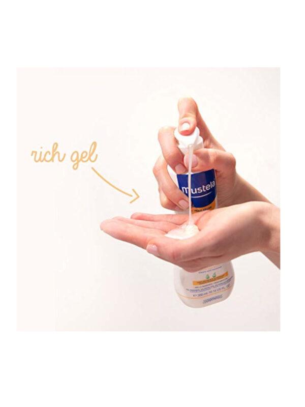 Mustela Detergente nutriente alla cold cream 300 ml - MUSTELA - Cura e cosmesi bambino