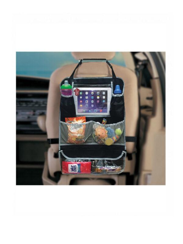Organizer proteggi sedile auto Porta Tablet - GIORDANI - Accessori per Auto