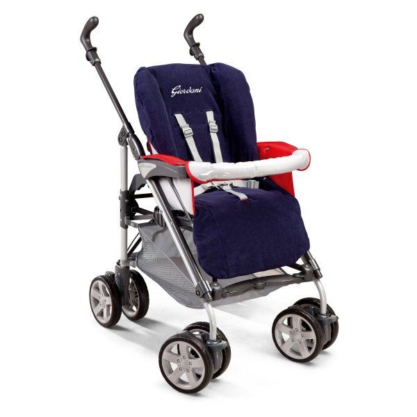 Copripasseggino blu - GIORDANI - Accessori passeggini