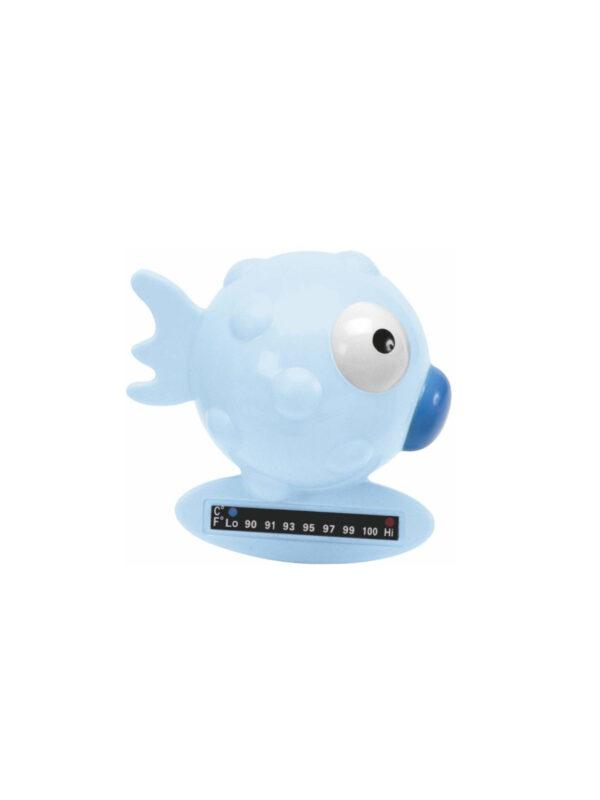 Termometro da bagno pesce palla Azzurro - CHICCO - Bilance e termometri