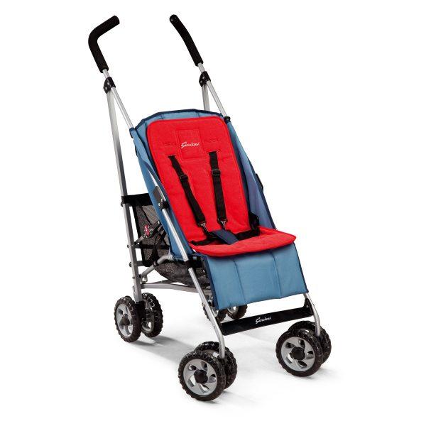 Materassino universale rosso - GIORDANI - Accessori passeggini