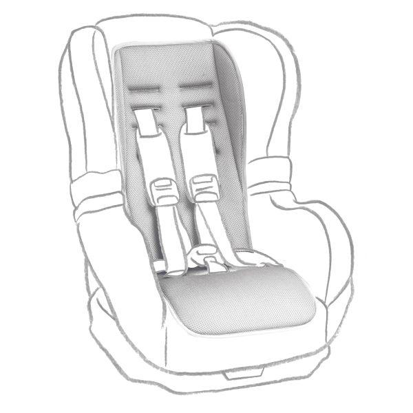 Materassino spugna 12m+ - GIORDANI - Accessori per Auto