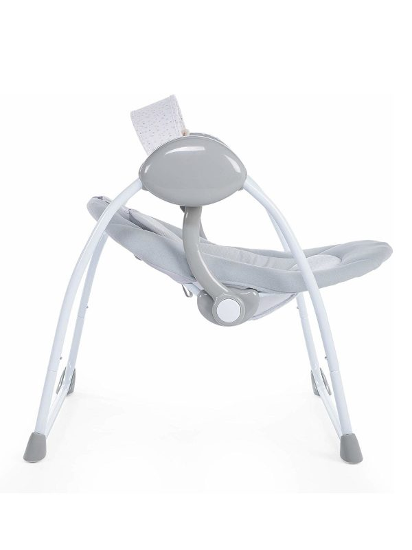 Altalena Swing  Relax&Play Cool Grey - CHICCO - Sdraiette e altalene