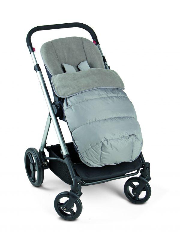 Sacco passeggino Essential grigio - GIORDANI - Accessori passeggini