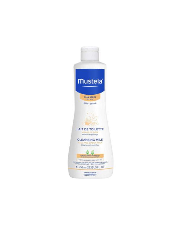 Mustela Latte di Toilette viso e area pannolino 750 ml - MUSTELA - Cura e cosmesi bambino