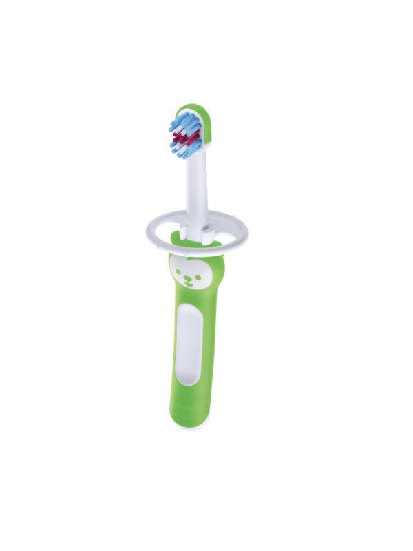 Spazzolino Baby Brush Neutro - MAM - Cura e cosmesi