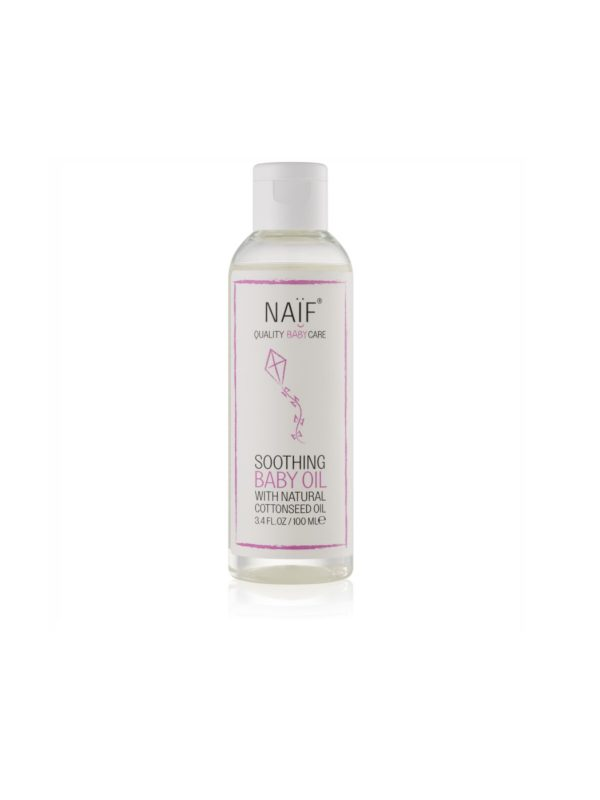 Naif Baby Olio lenitivo per massaggi per bambini 100 ml - NAIF - Cura e cosmesi bambino