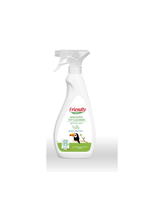 Baby multiuso Toy Cleaner 500ml - FRIENDLY ORGANIC - Detergenti e creme