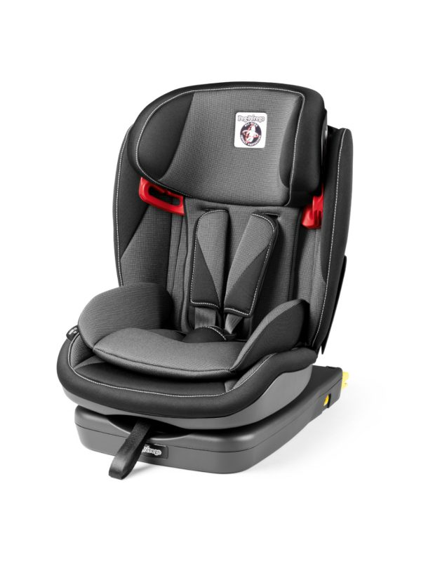 Viaggio 1-2-3 Via Crystal Black - PEG PEREGO