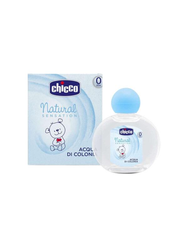 Natural Sensation Acqua di Colonia 100ml - CHICCO - Cura e cosmesi bambino