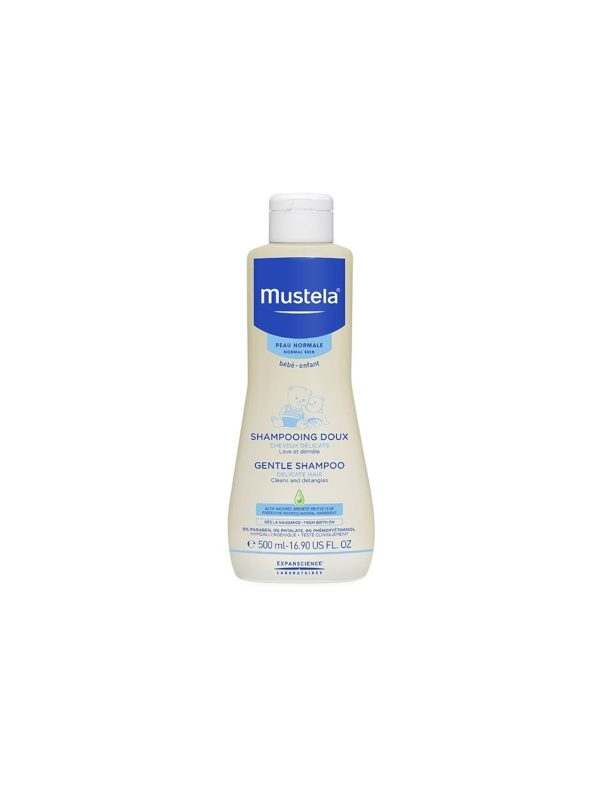 Mustela Shampoo dolce  500 ml - MUSTELA - Cura e cosmesi bambino