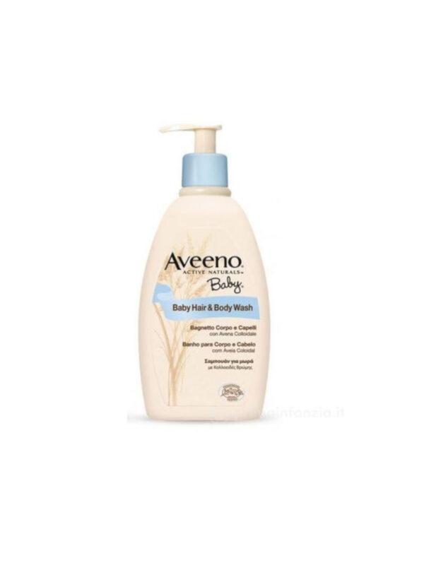 Bagno e capelli 300 ml - AVEENO - Cura e cosmesi bambino