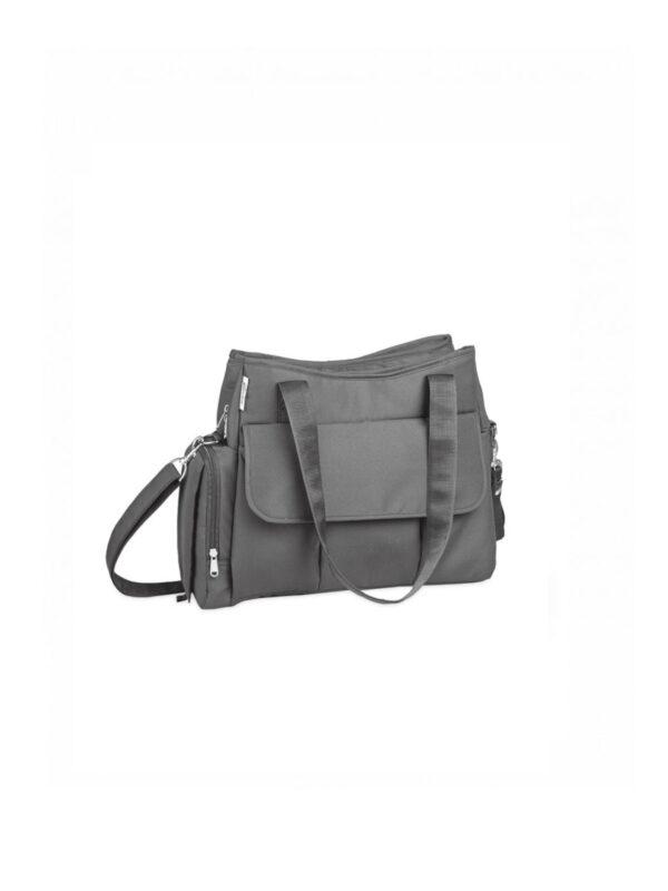 Borsa Shoulder con tasche grey - GIORDANI - Accessori passeggini