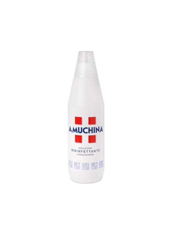 Amuchina Soluzione Disinfettante Concentrata 1 L - AMUCHINA - Detergenti e creme