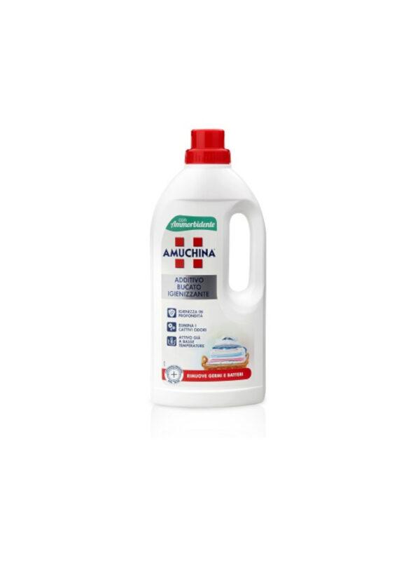 Amuchina Additivo Liquido Igienizzante 1L - AMUCHINA - Detergenti e creme